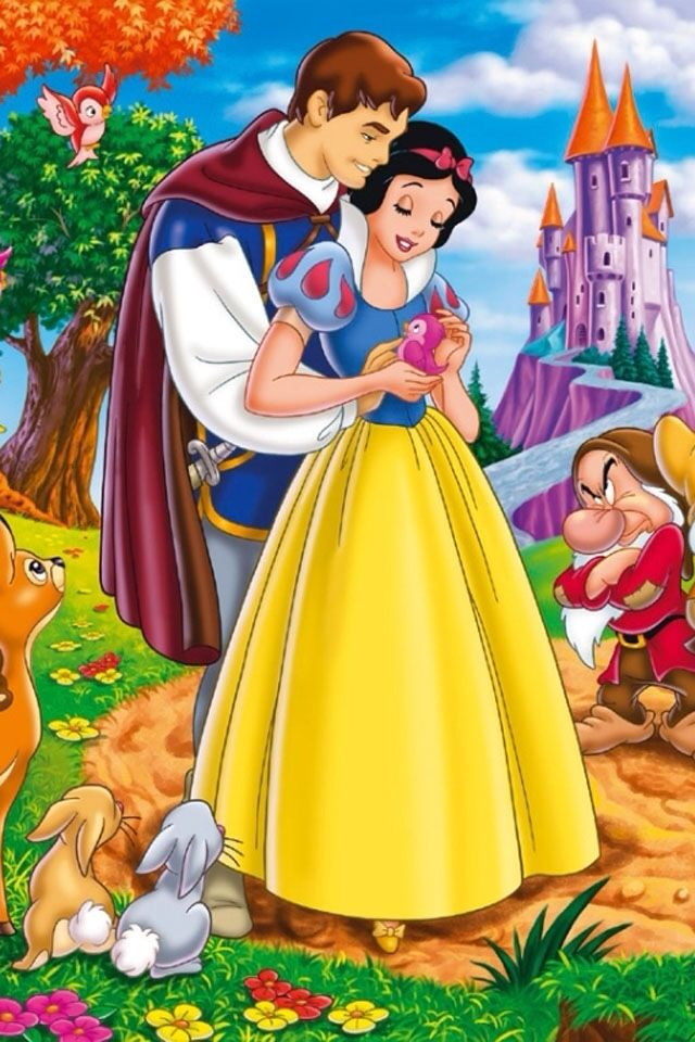 Snow White And Prince Charming Are Engaged In Real Life