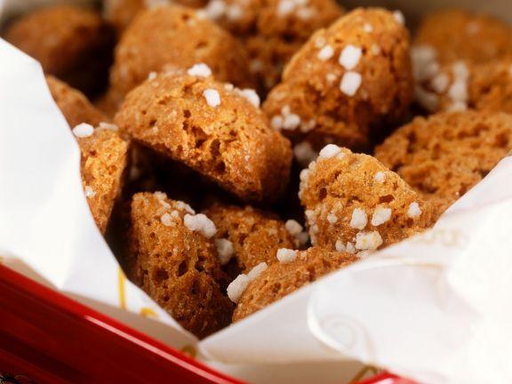 Italienische Mandelkekse ist ein Rezept mit frischen Zutaten aus der Kategorie Plätzchen. Probieren Sie dieses und weitere Rezepte von EAT SMARTER!