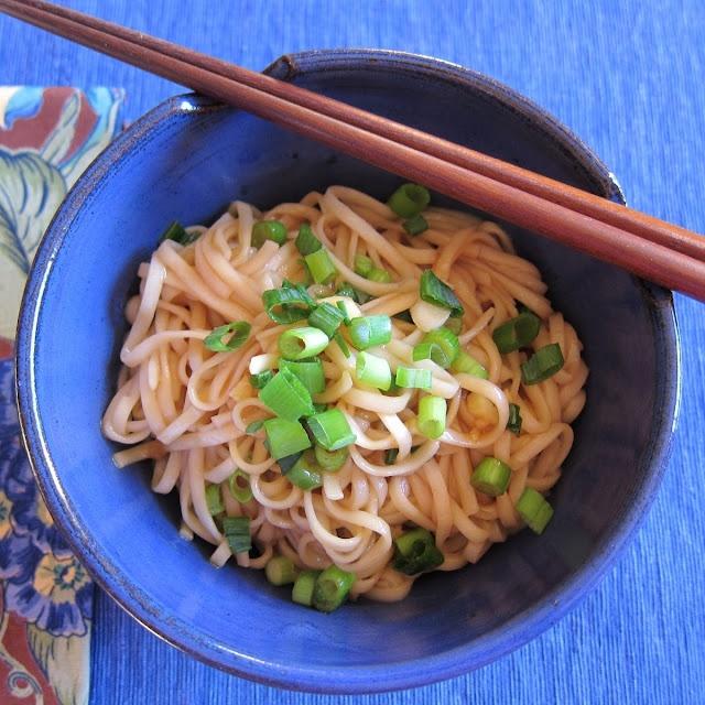 Simple Sesame Noodles   Recipes   Pinterest
