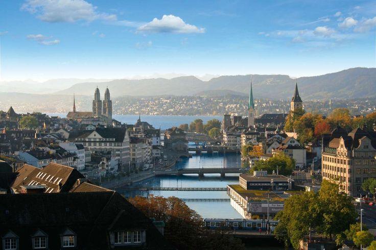 Nur ein Ort ist beliebter: Zürich ist die zweitbeste Stadt der Welt - Blick