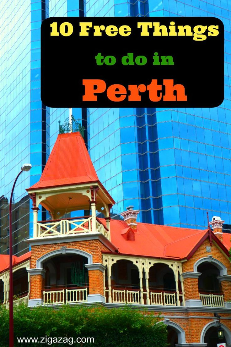 10 Free Things to do in Perth - Things to do in Western Australia. What to do in WA. A BIG list with over 13 useful resources if you're travelling to Western Australia.