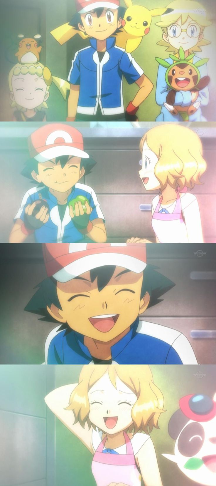 Dark togepi pictures to pin on pinterest pinsdaddy - This Is One Of My Favorite Episodes And Amourshipping Moments _