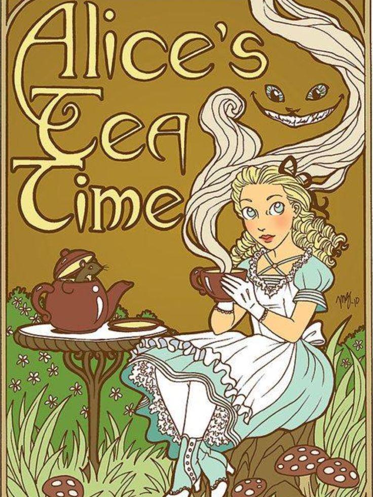 Alice.......Teas, Alice