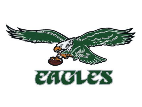 NFL-PHILADELPHIA-EAGLES-OLD-SCHOOL-DECAL-STICKER-XL-8-034-no-tickets