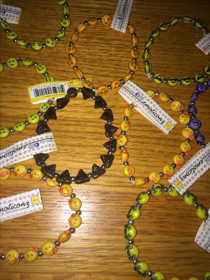 My new emoticonz TRRTLZ bracelets can't wait to wear them!!!
