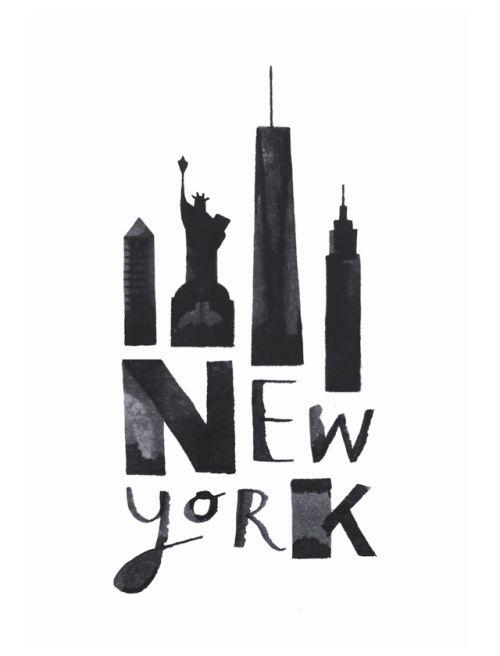 Calli cities (New York) by Andrew Fox