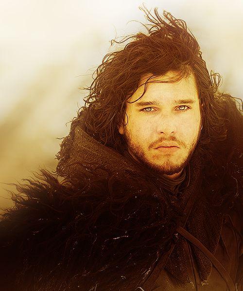 "Jon Snow would make the perfect Perrin in Robert Jordan's ""Wheel of Time"" series."