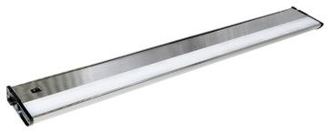 "Maxim Lighting 89936Sn Countermax Mx-L120Dl 30"" 2700K Led Under Cabinet transitional kitchen lighting and cabinet lighting"
