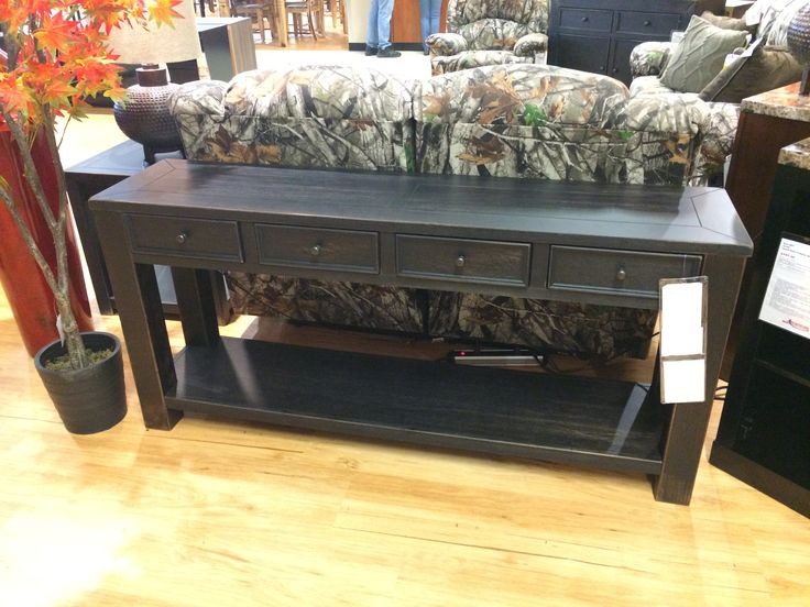 Galveston sofa table from American Furniture Warehouse
