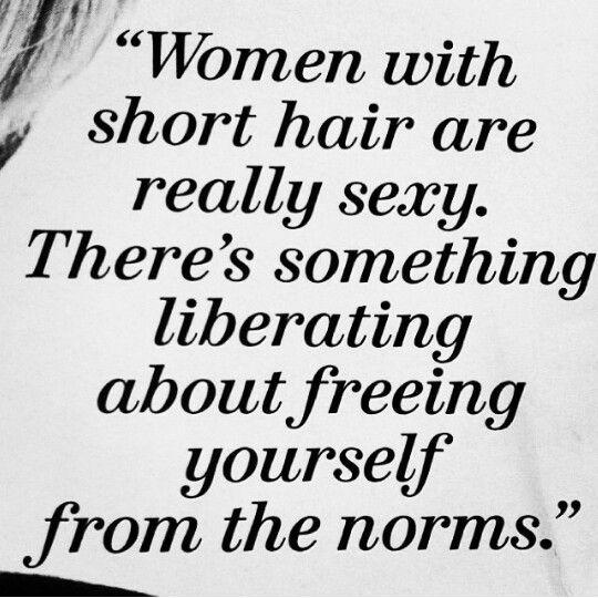 Short Hair Don't Care!!!