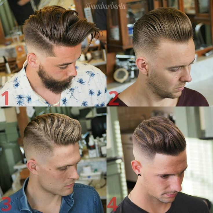 365 best Men\'s Hairstyles images on Pinterest   Hombre hairstyle ...