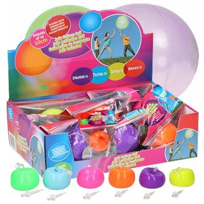 Jelly ballonbal 50 cm