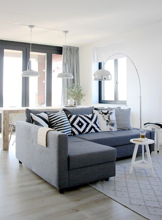 Inside Scoop: Monochrome Calm in a Netherlands High Rise