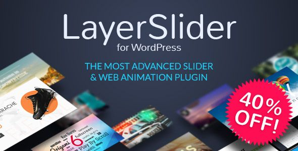 LayerSlider v6.7.1  Responsive WordPress Slider Plugin