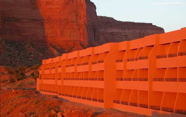 The View Hotel in Monument Valley, UT - Diné owned & operated