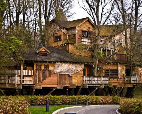 Alnwick Garden: The world's most stunning treehouses