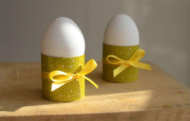 Pyssla i påsk. Äggkoppar Washitejp Hemma med Helena | Bloggar om pyssel, mat, bak och hemmafix