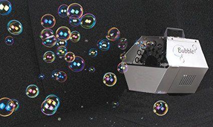 bubble machine fluid recipe
