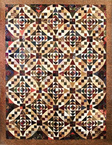 Eye Fooler Is An Original Quilt Pattern Designed By