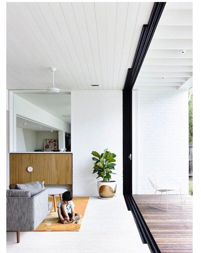 indoor/outdoor house