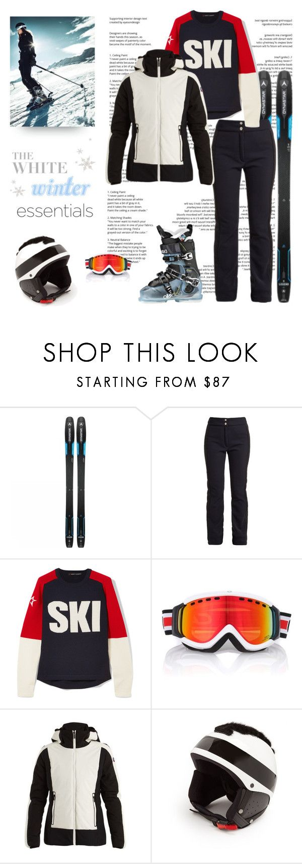"""Slope Fun"" by shoptillyadrop ❤ liked on Polyvore featuring Fusalp, Perfect Moment, Carrera, Fendi and Hachette Book Group"