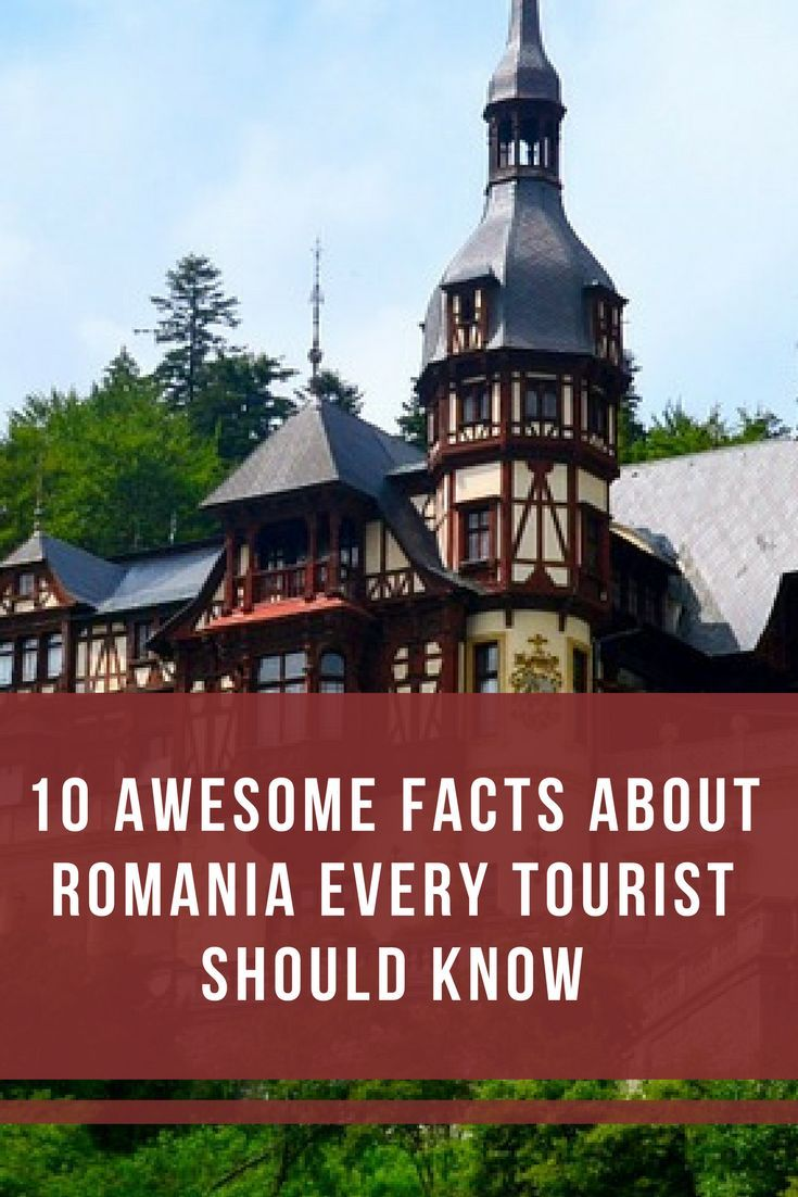 If you want to read some awesome facts about Romania before visiting it, then this is the article for you. We hand-picked some of the best facts that every tourist should know before exploring this European country. https://travelmakertours.com/10-awesome-facts-about-romania-every-tourist-should-know/