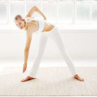 Fat Burning Yoga Workout  Lose belly fat with these fat burning yoga exercises