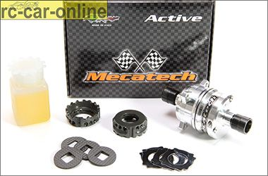Mecatech 2015Active Differential for 1/5 scale cars - rc-car-online Onlineshop Hobbythek