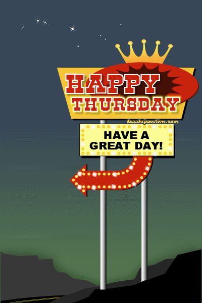 เรียนภาษาอังกฤษ ความรู้ภาษาอังกฤษ ทำอย่างไรให้เก่งอังกฤษ  Lingo Think in English!! :): Happy Thursday!
