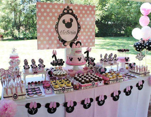 Parti Tasarımı: Mickey Mouse