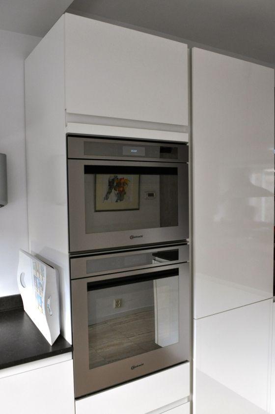 witte keuken | Stylist en Interieurontwerper www.stijlidee.nl