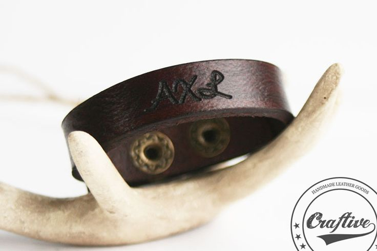Boy Leather Bracelet