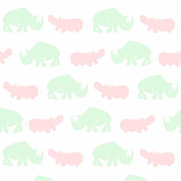 Tapeta hroši a nosorožci, wallpaper rhinoceros hippo