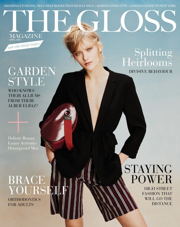 Out today! Get your copy in The Irish Times. #GlossyThursday