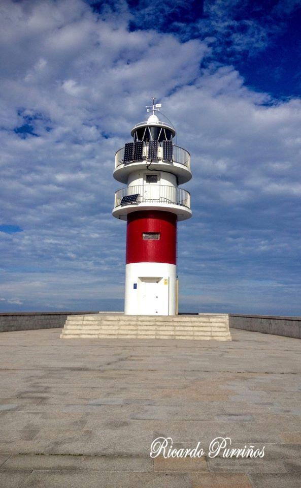 Faro de Cabo Ortegal (A Coruña)