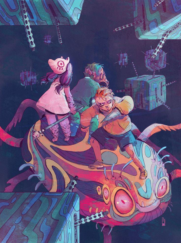 Poster for Altata Comics