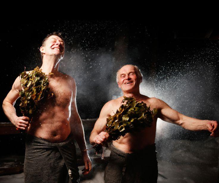 How to celebrate your Midsummer like a Finn? Rule 8, 11, 13, Enjoy Sauna all evening!  #sauna #cottage #juhannus #vasta #vihta  Photo @visitfinland