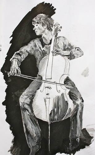 Cello Study 2
