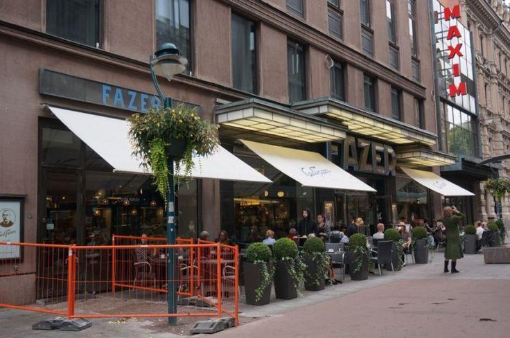 [Helsinki_헬싱키] 카페 파제르_cafe Fazer