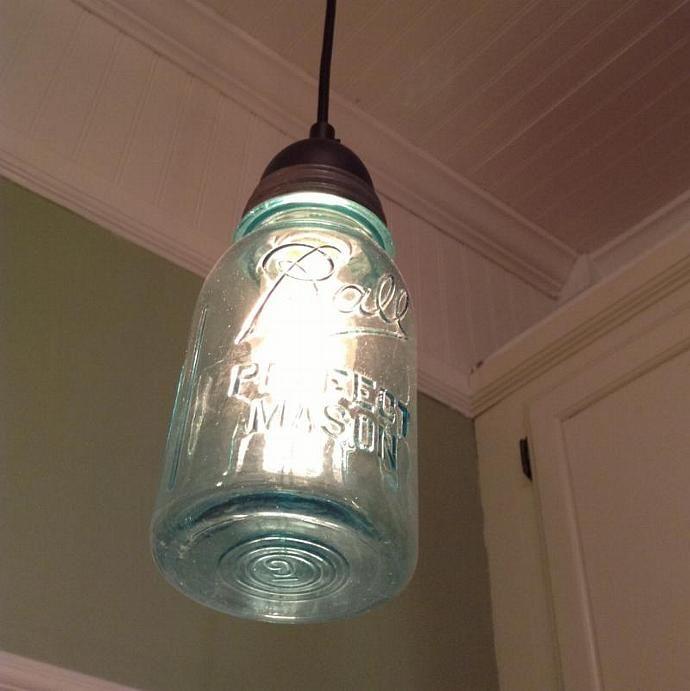 17 Best Ideas About Ball Jar Lights On Pinterest