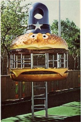 McDonalds back in the day!  Please tell me someone else remembers this.