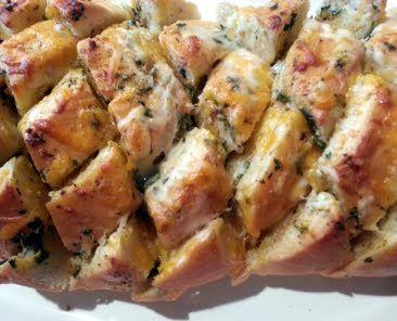 Stuffed Italian Bread recipe