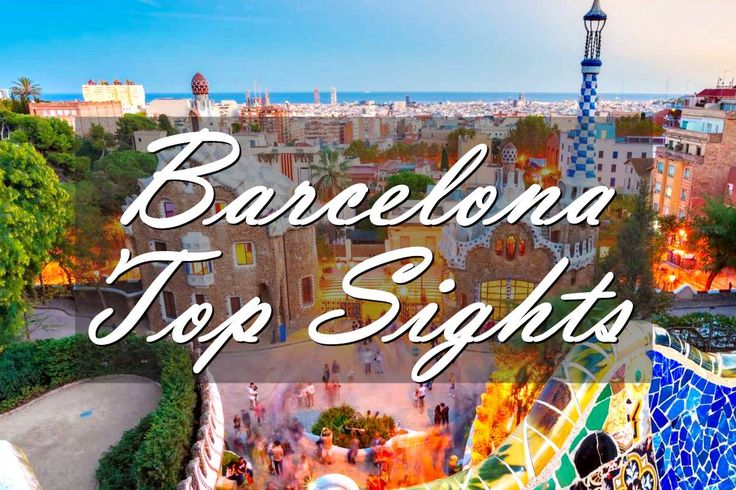 From Gaudí and Picasso to stunning architecture and eclectic lifestyle, we pick the best points of interest to enjoy Barcelona