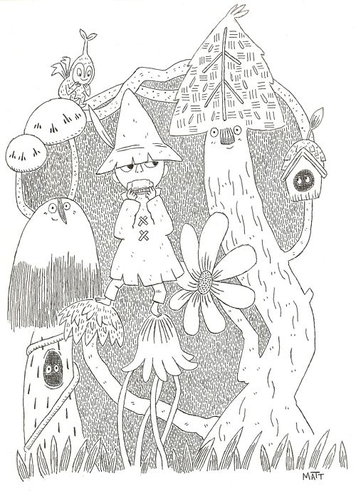 Snufkin: Bringing the Forest to Life