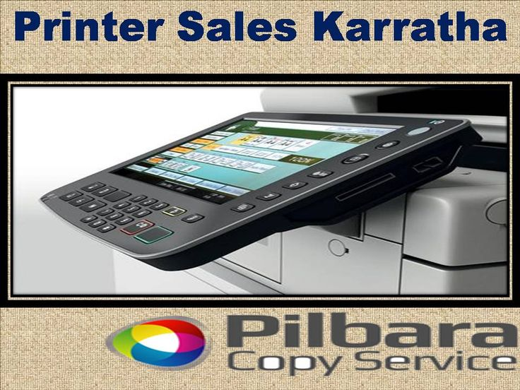 Pilbara Copy Service began in Karratha in 2008, we have steadily grown to become the longest running locally owned and operated documents solutions business in Karratha.  So if you are looking for a best printer in Karratha, then here offer Printer Sales Karratha at low price. For more detail, click here http://pilbaracopy.com.au/