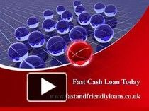 Why We Need Fast Cash Loan Today