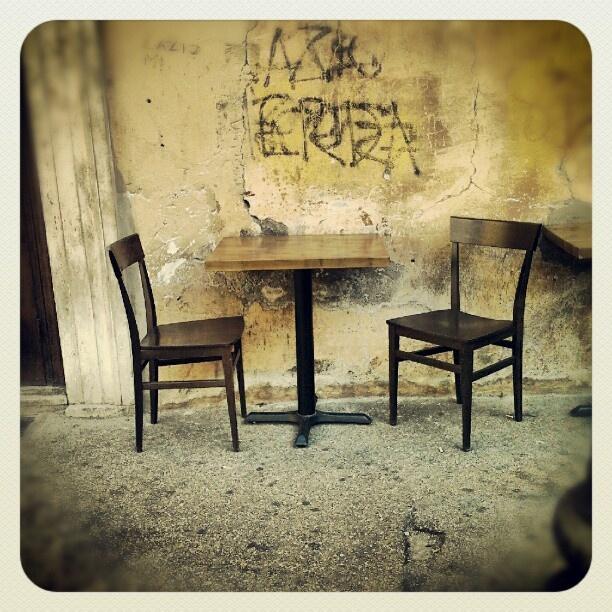 Coffe? Rome.