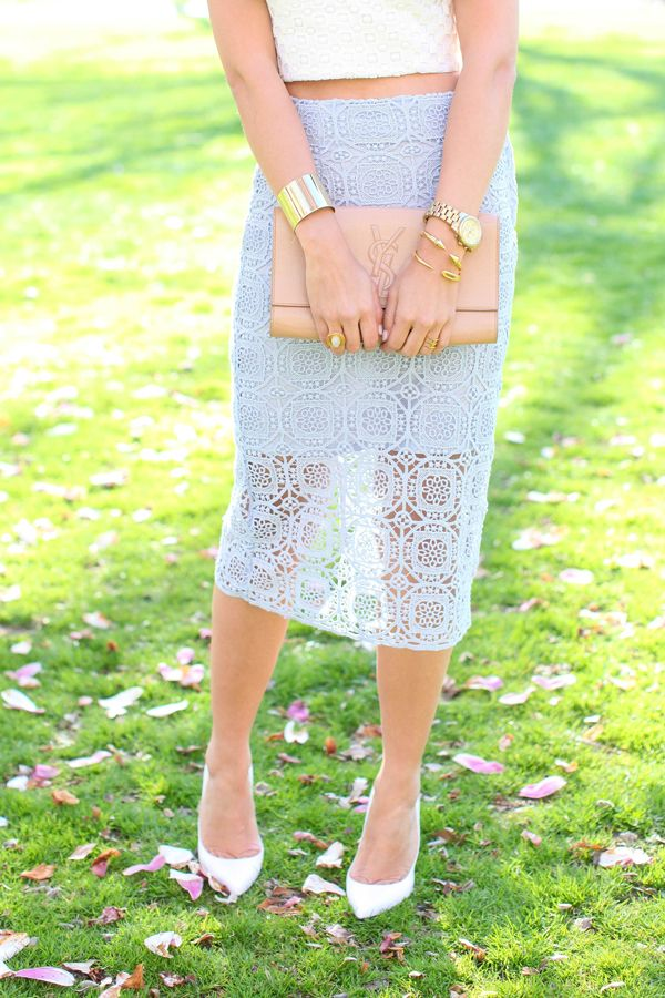 spring time lace