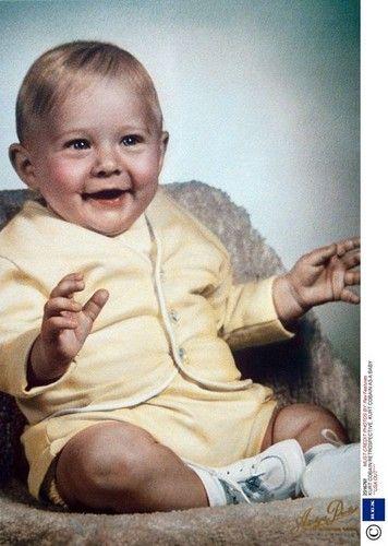 Baby Kurt - kurt-cobain Photo