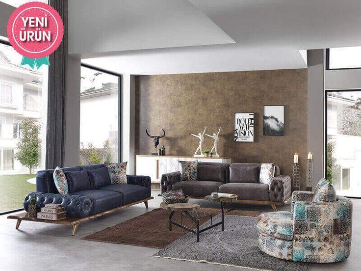 Elegant Modern Koltuk Takımı konforu ve zarifliği ile sizin için tasarlandı!  #Mia #Modern #Koltuk #Takımı #Sönmez #Home #Mobilya #Mekanizma